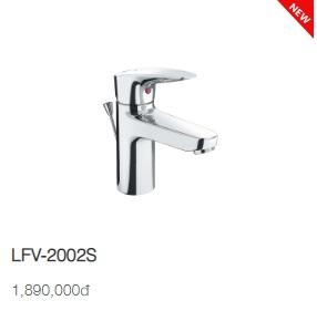 Vòi chậu rửa mặt inax LFV-2002S