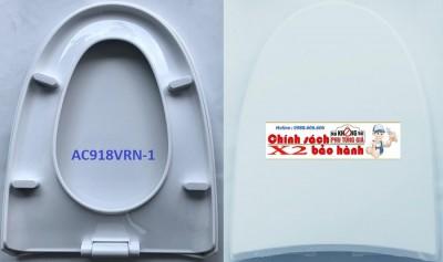 Nắp bồn cầu inax AC918-VRN-1