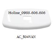 Nắp sứ bồn cầu C504VAN