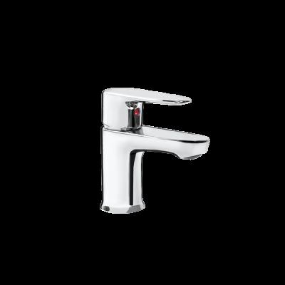 Vòi chậu rửa mặt nước nóng lạnh inax BFV-1112S