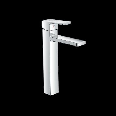 Vòi chậu rửa mặt nước nóng lạnh inax LFV-5012SH