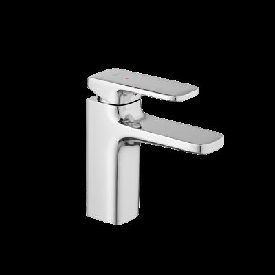 Vòi chậu rửa mặt nước nóng lạnh inax LFV-632S